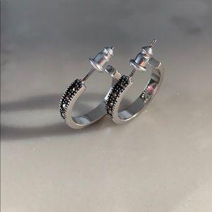 Reign pierced earrings